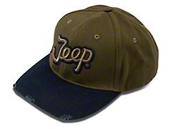 Jeep Script Hat  19.99 f56da85a1f7