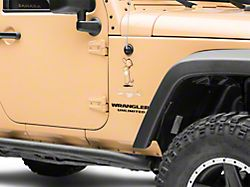 Eugene the Jeep Decal - Facing Right