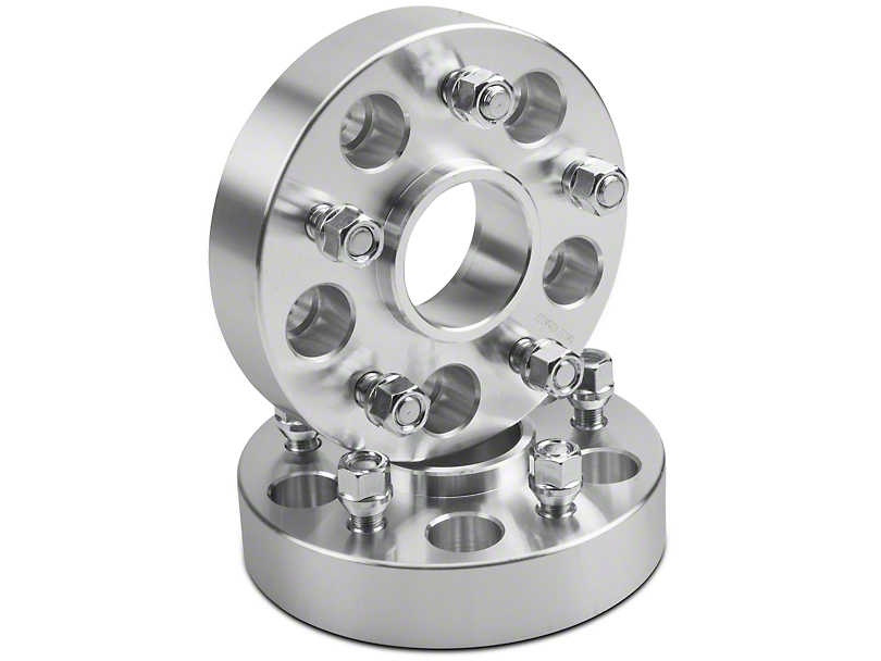 Rough Country 1.5 in. Wheel Spacers (07-18 Jeep Wrangler JK)