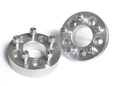 Rough Country 1.5 in. Wheel Spacers (87-06 Wrangler YJ & TJ)