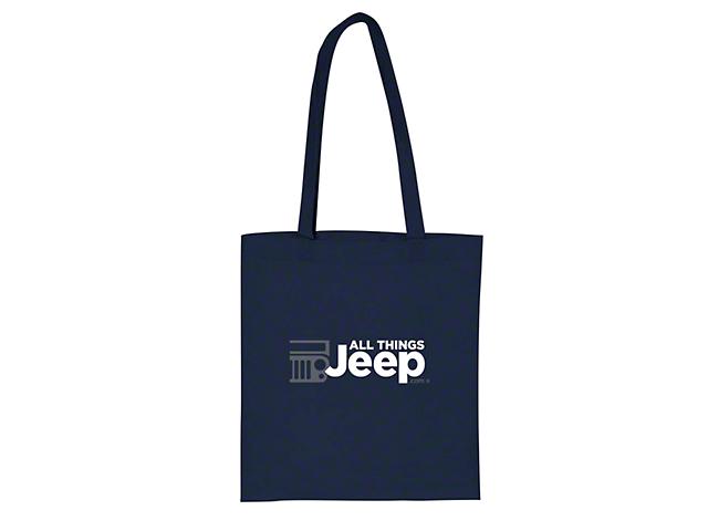 Tis the Season for Jeepin Tote Bag