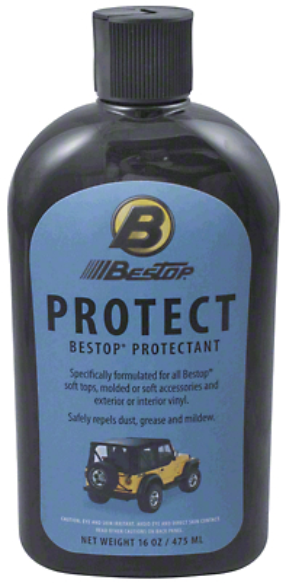Bestop Soft Top Protectant - 16 oz. Bottle