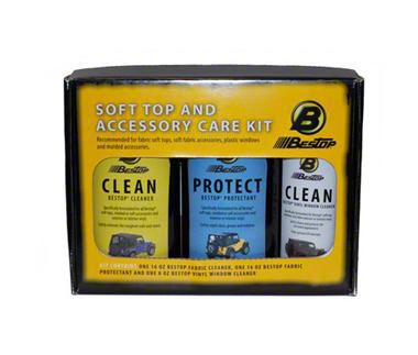 Bestop Soft Top Cleaner & Protectant Package
