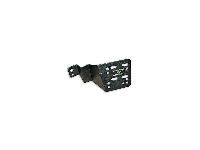 Bracketron Mobile Device Custom Bezel Mount (05-07 Jeep Grand Cherokee)