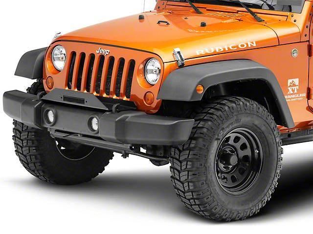 winch rear jeep wrangler 2008