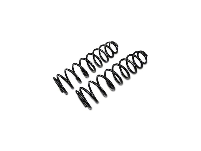 Teraflex 2.5 in. Front Coil Springs (07-18 Jeep Wrangler JK)