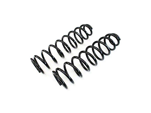 Teraflex 3 in. Rear Coil Springs (07-18 Jeep Wrangler JK)
