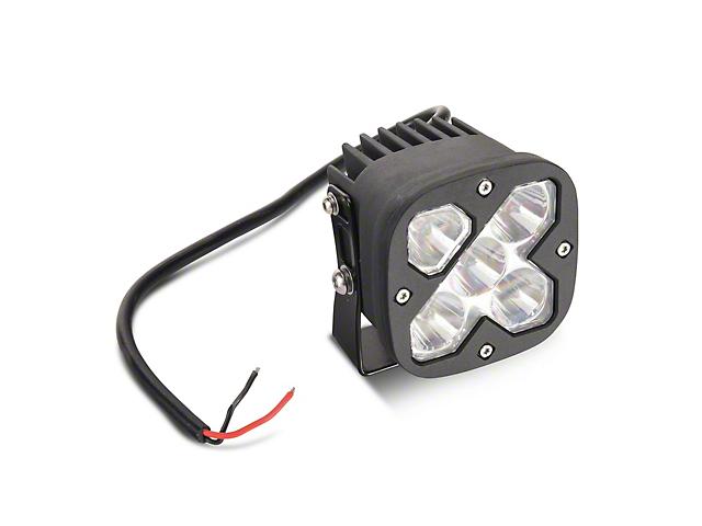 Raxiom 3-Inch Square High-Powered LED Light
