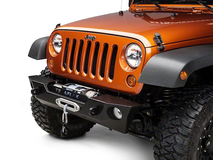 Teraflex RockGuard Epic Front Bumper (07-18 Jeep Wrangler JK)