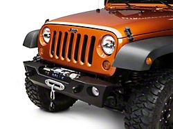 Teraflex Epic Front Bumper for Offset Drum Winch (07-18 Jeep Wrangler JK)