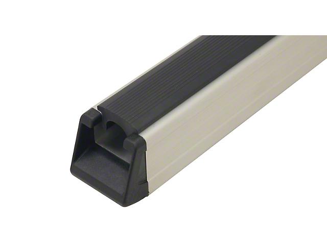 Rhino-Rack 59-Inch Heavy Duty Bar; Silver