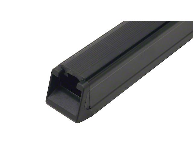 Rhino-Rack 59-Inch Heavy Duty Bar; Black