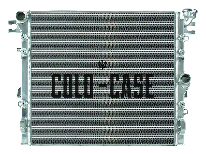 Cold Case Aluminum Performance Radiator (07-18 Jeep Wrangler JK)