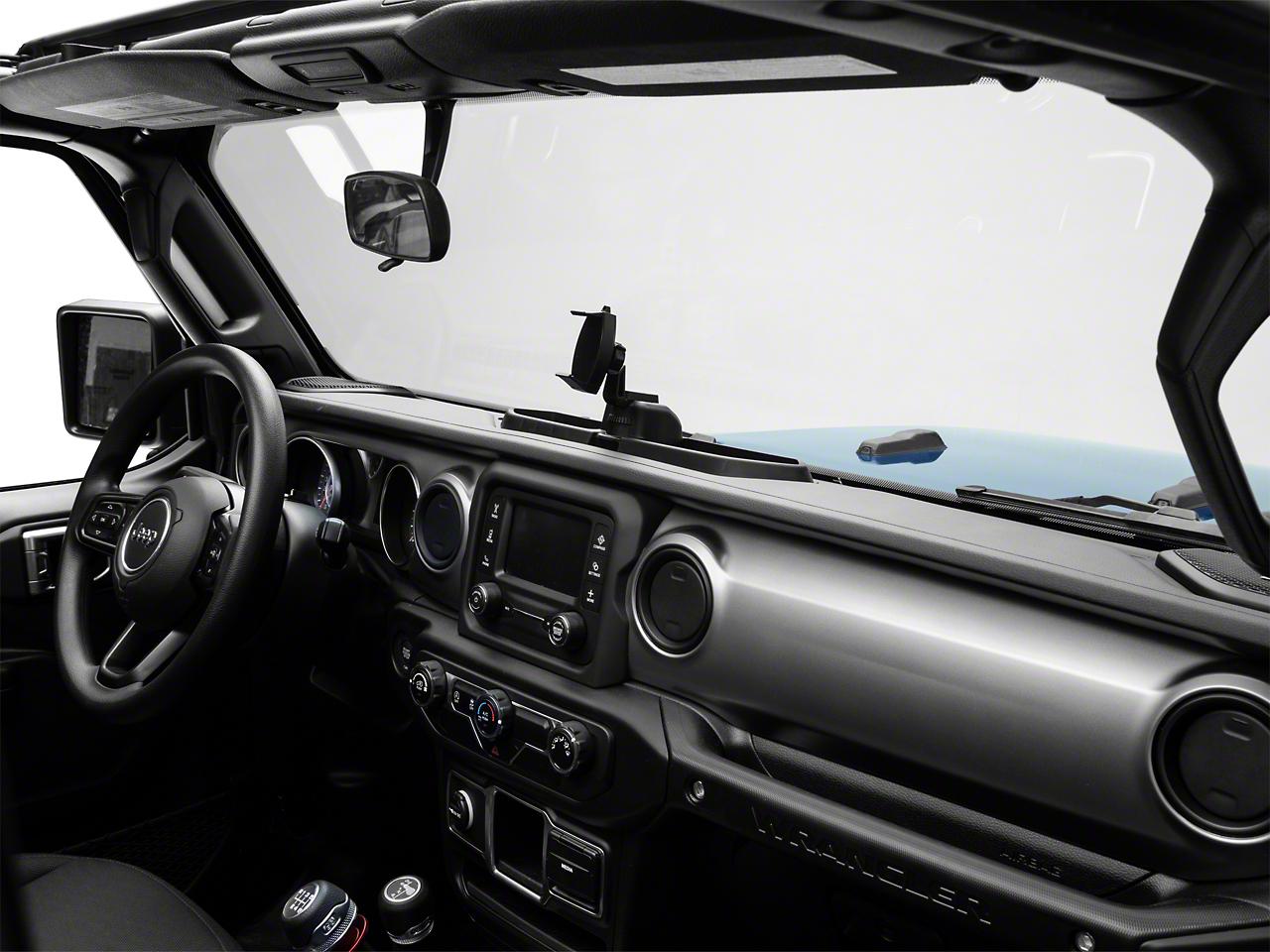 Rugged Ridge Dash Multi-Mount System Kit (2018 Jeep Wrangler JL)