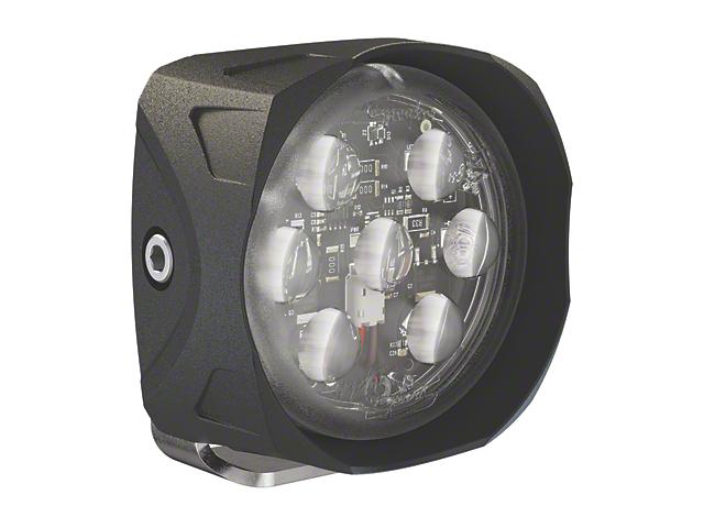 J.W. Speaker 3.5 in. Model 4418 Square LED Light - Spot Beam