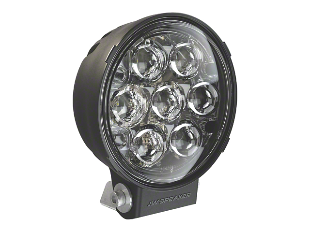 J.W. Speaker 6 in. Model TS3001R Round DOT LED Light - Driving Beam