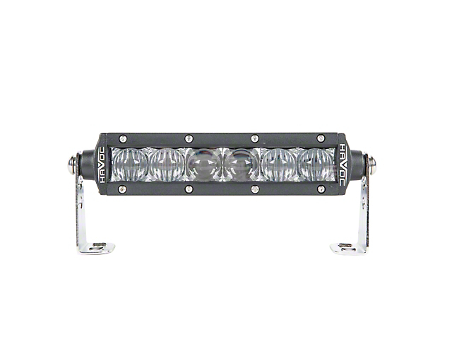 Havoc Offroad 6 in. Trail Series Single Row LED Light Bar