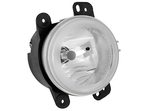 Omix-ADA Fog Light Assembly (07-09 Jeep Wrangler JK)