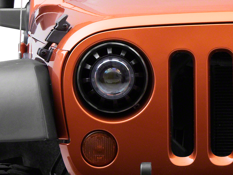 Morimoto Super7 Bi-LED Headlights (07-18 Jeep Wrangler JK)