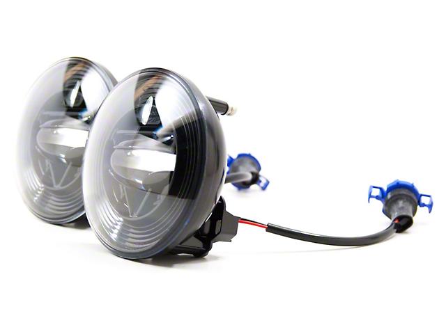 Morimoto XB Projector LED Fog Lights (18-20 Jeep Wrangler JL)