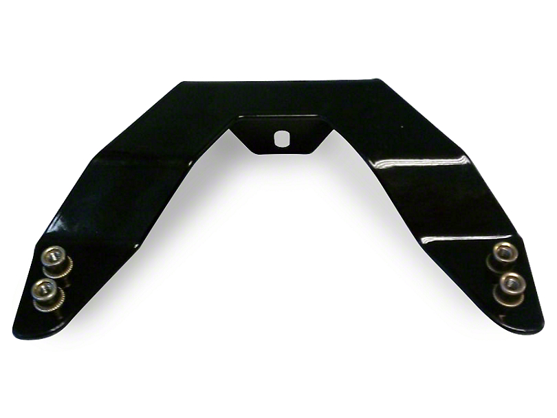 Outland License Plate Bracket For 3 in. Front Bull Bar Bumpers (Universal Fitment)