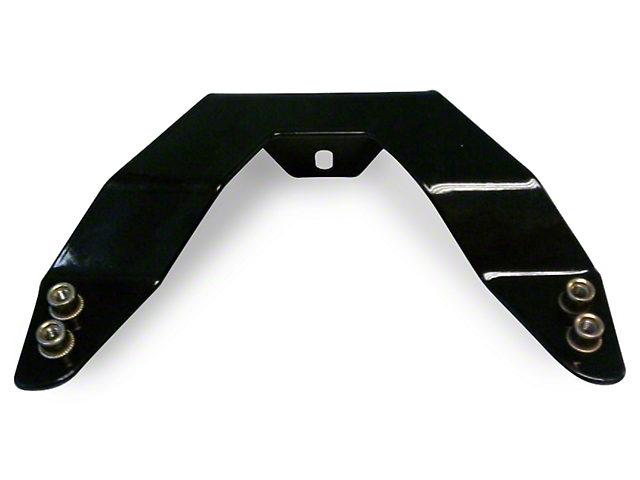 Outland License Plate Bracket for 3-Inch Front Bull Bar Bumpers (Universal Fitment)