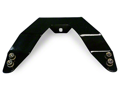 Outland License Plate Bracket For 3 in. Front Bull Bar Bumpers