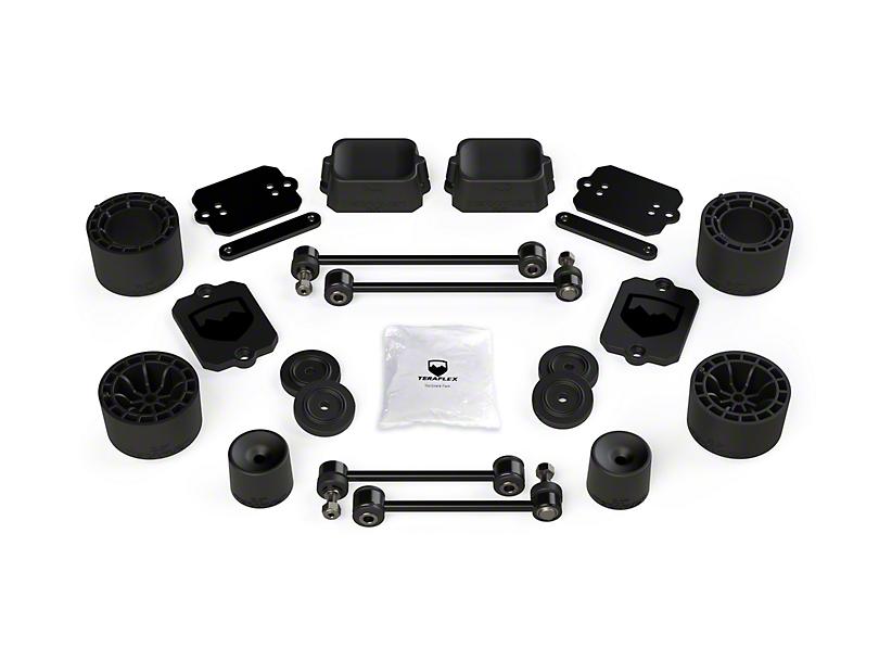 Teraflex 2.5 in. Performance Spacer Lift Kit (18-20 Jeep Wrangler JL 4 Door, Excluding Rubicon)