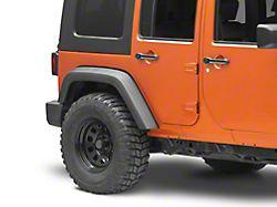 Smittybilt Rear Aluminum Inner Fenders (07-18 Jeep Wrangler JK)