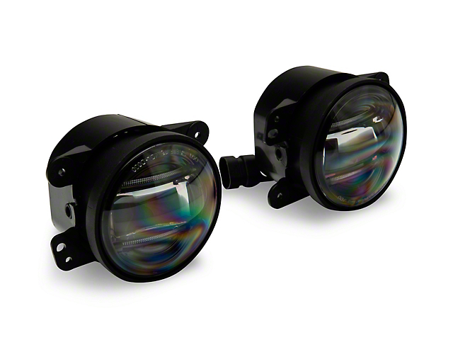 Axial LED Fog Lights (07-18 Jeep Wrangler JK)