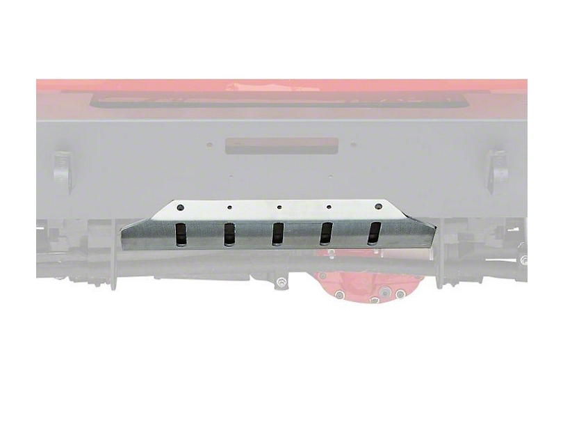 Bestop Skid Plate for HighRock 4x4 Modular Rear Bumper (18-20 Jeep Wrangler JL)
