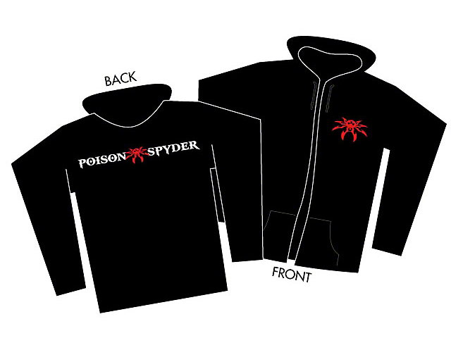 Poison Spyder Youth Logo Hoodie