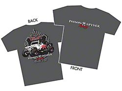 Poison Spyder Men's Racing T-Shirt - XXXL