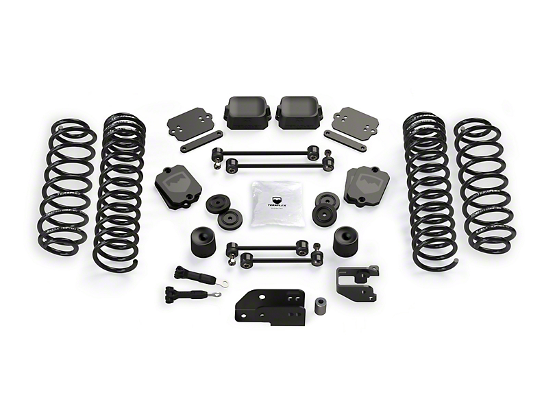 Teraflex 3.5 in. Base Suspension Lift Kit (18-20 Jeep Wrangler JL 4 Door)