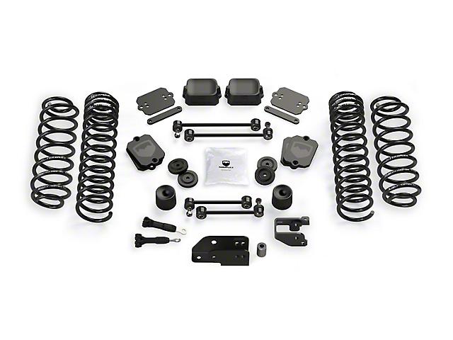 Teraflex 3.50-Inch Base Suspension Lift Kit (18-21 Jeep Wrangler JL 4 Door)