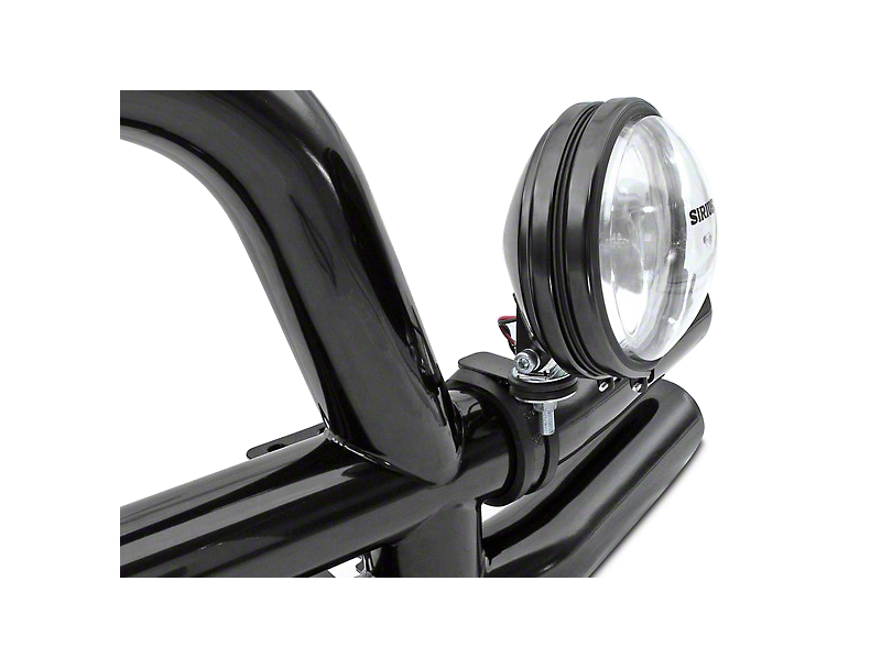 Rugged Ridge Off-Road Light Mounting Bracket for 3 in. Tubular Bars