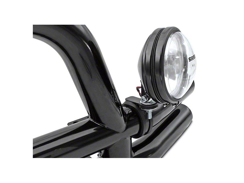 Rugged Ridge Off-Road Light Mounting Bracket for 3-Inch Tubular Bars