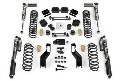 2.0 Jeep Jl Front and Rear Lift Kit