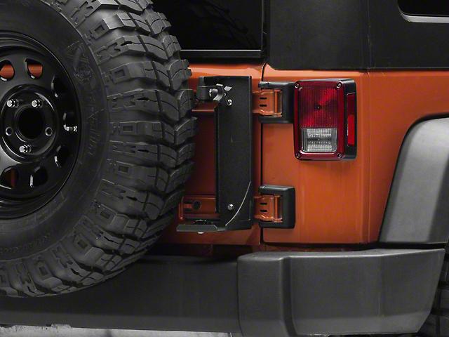 RedRock 4x4 Hi-Lift Jack Mounting Bracket (07-18 Jeep Wrangler JK)
