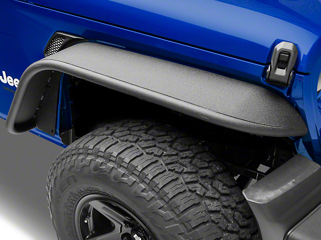 Barricade Armor Fender Flares (18-19 Jeep Wrangler JL)