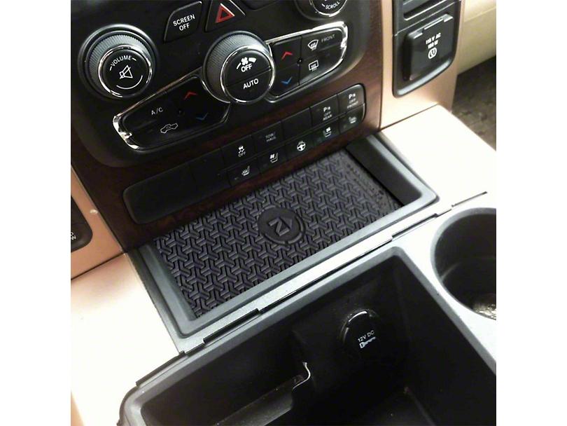 Raxiom Custom Fit Wireless Charging Kit (10-18 Jeep Wrangler JK)