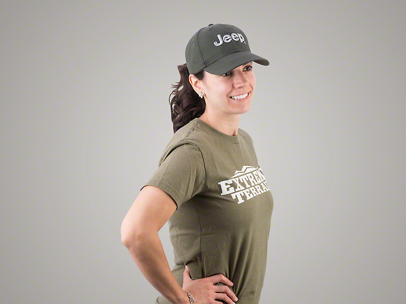 Jeep Word Poly Hat