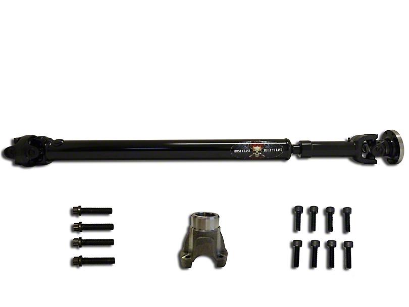 Adams Driveshaft Extreme Duty Rear 1310 Solid CV Driveshaft (18-20 Jeep Wrangler JL 4 Door)