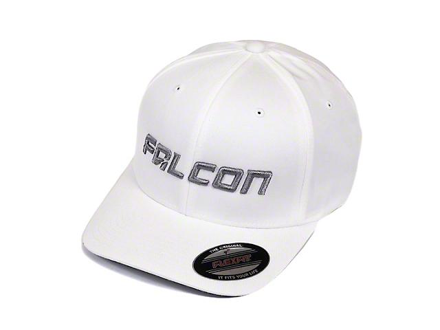 ac772d36a26 Teraflex Falcon Premium FlexFit Hat - White