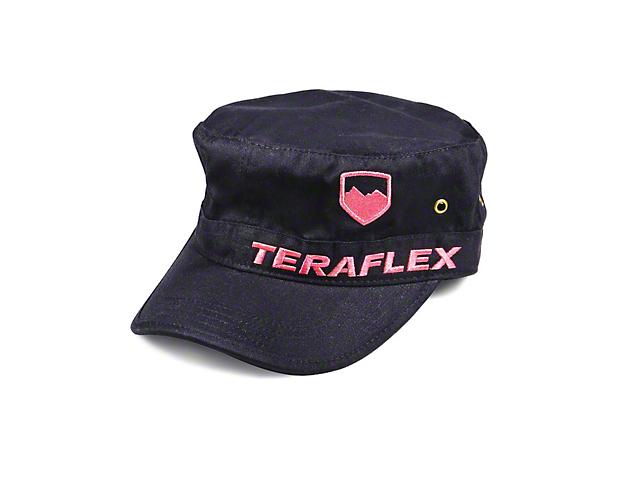 8293faa7a8c Teraflex Army Cadet Hat - Black   Pink