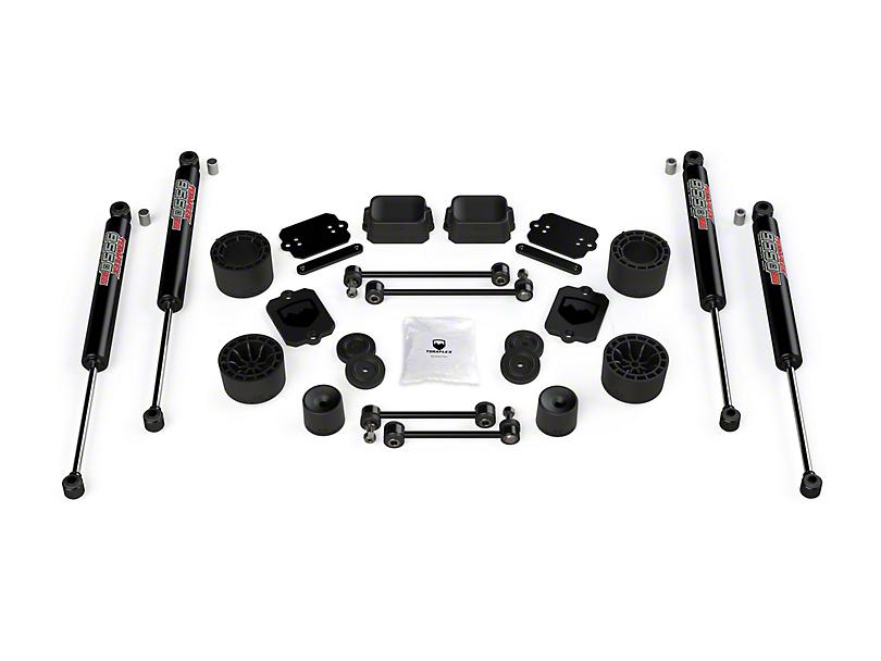 Teraflex 2.5 in. Performance Spacer Lift Kit w/ 9550 VSS Shocks (18-20 Jeep Wrangler JL 4 Door, Excluding Rubicon)