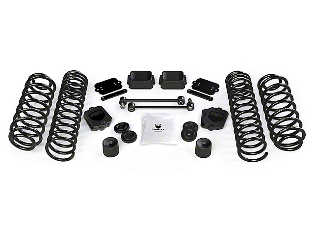 Teraflex 2.5 in. Base Lift Kit (18-19 Jeep Wrangler JL 4 Door)