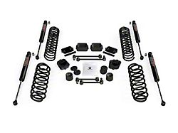 Teraflex 2.5 in. Base Lift Kit w/ 9550 VSS Shocks (18-19 Jeep Wrangler JL 4 Door)