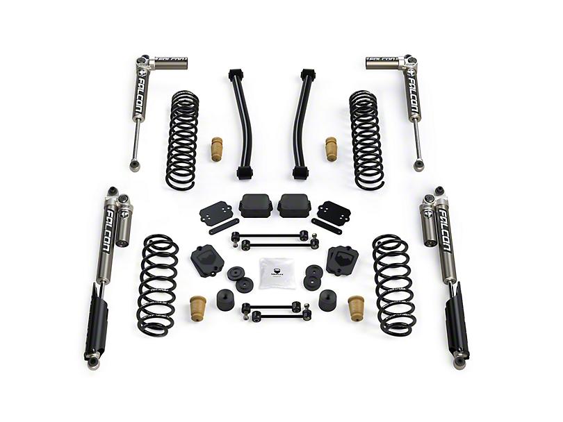 Teraflex 2.5 in. Sport S/T2 Suspension Lift Kit w/ Falcon 3.1 Shocks (18-20 Jeep Wrangler JL 4 Door)