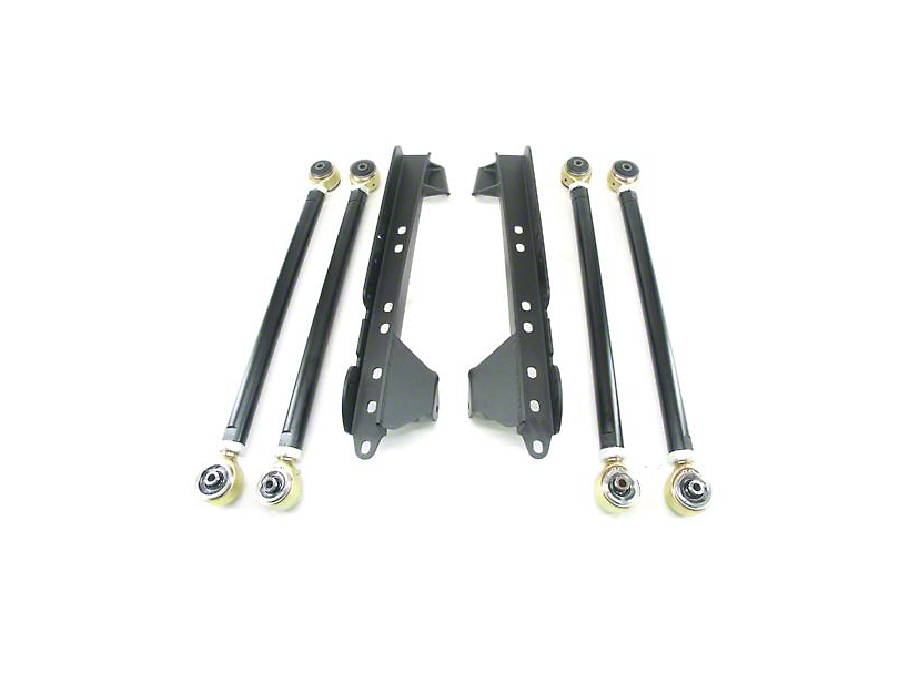 Teraflex Long Arm Upgrade Kit (97-06 Jeep Wrangler TJ)